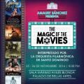 "Amaury Sánchez presenta en Bellas Artes ""The magic of the movies"""